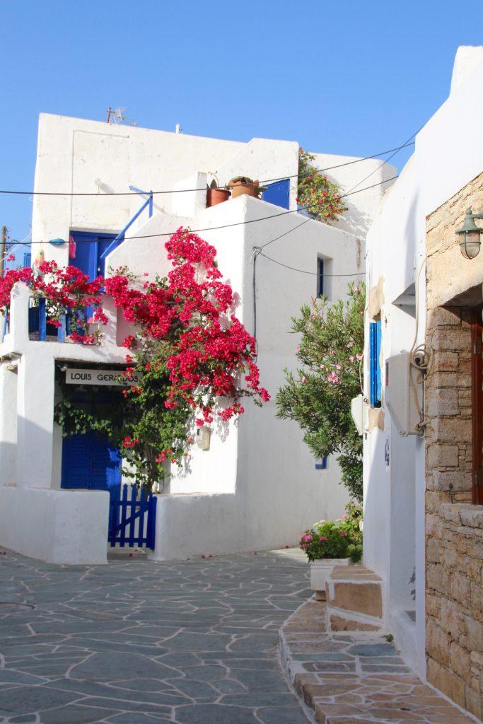 Village de Chora