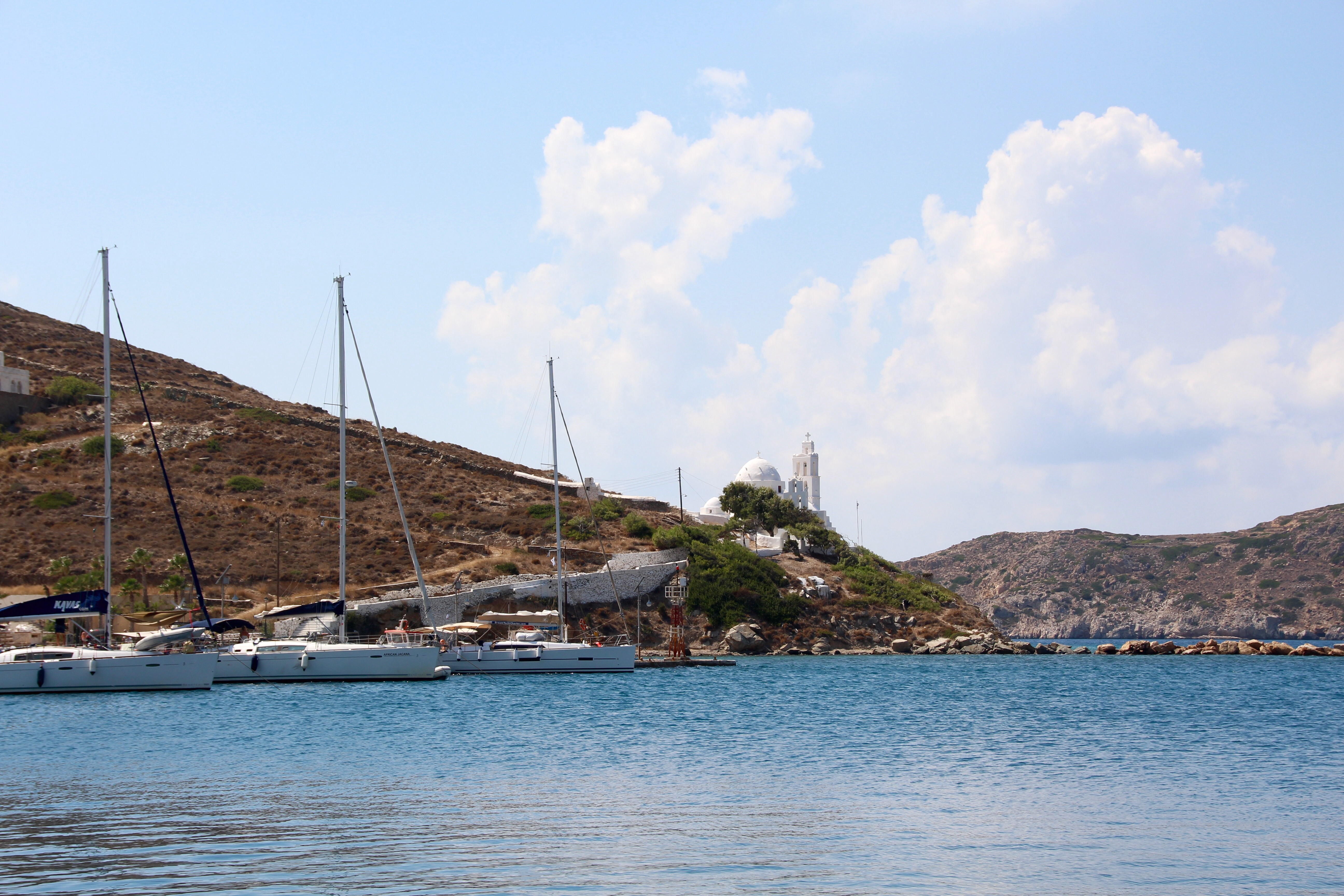 Port d'Ios