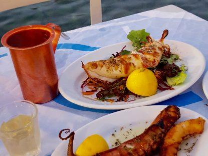 Cuisine en Grèce