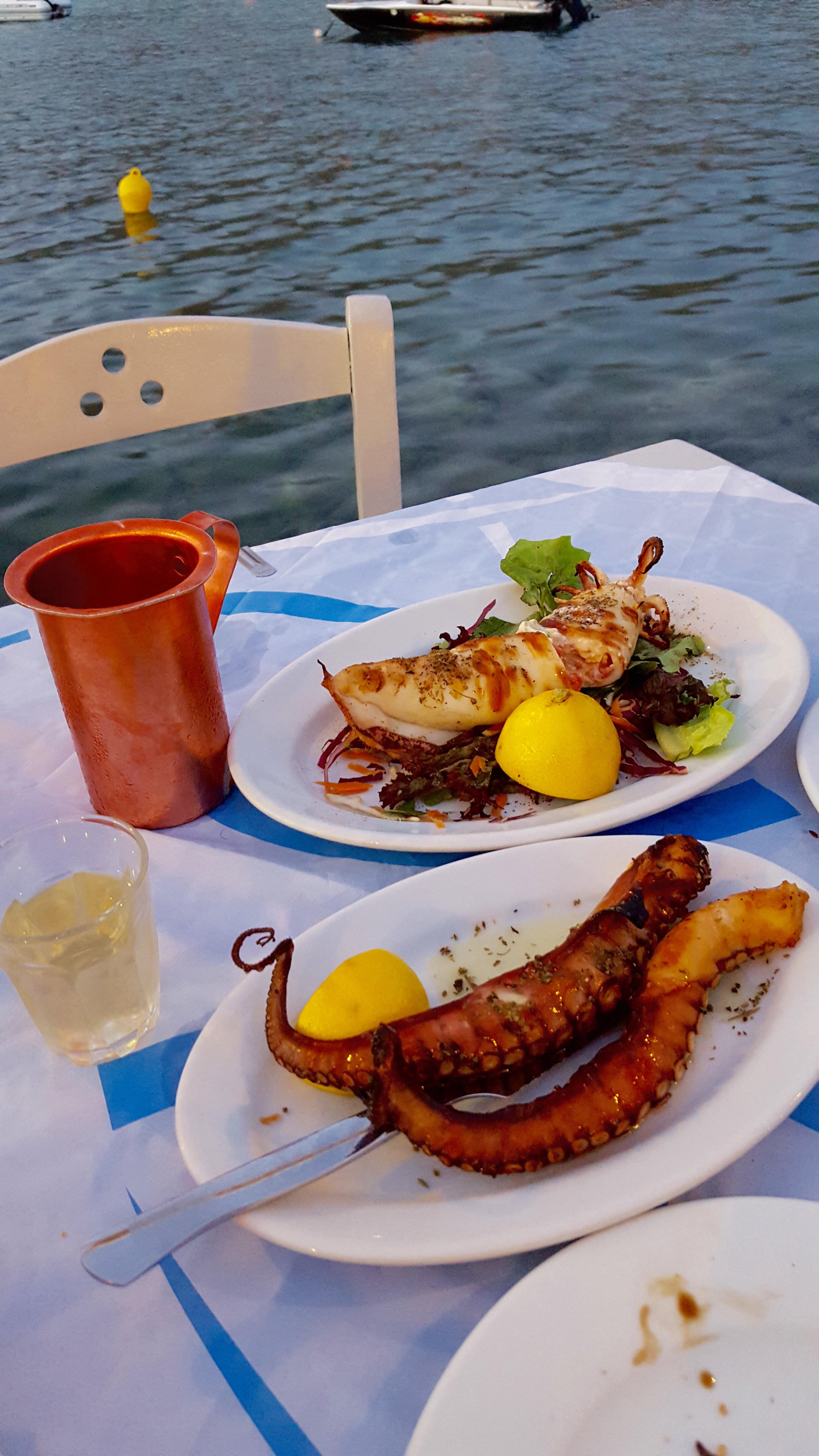 Cuisine en gr ce entre mer et soleil les gourmands - Cuisine au pays du soleil ...