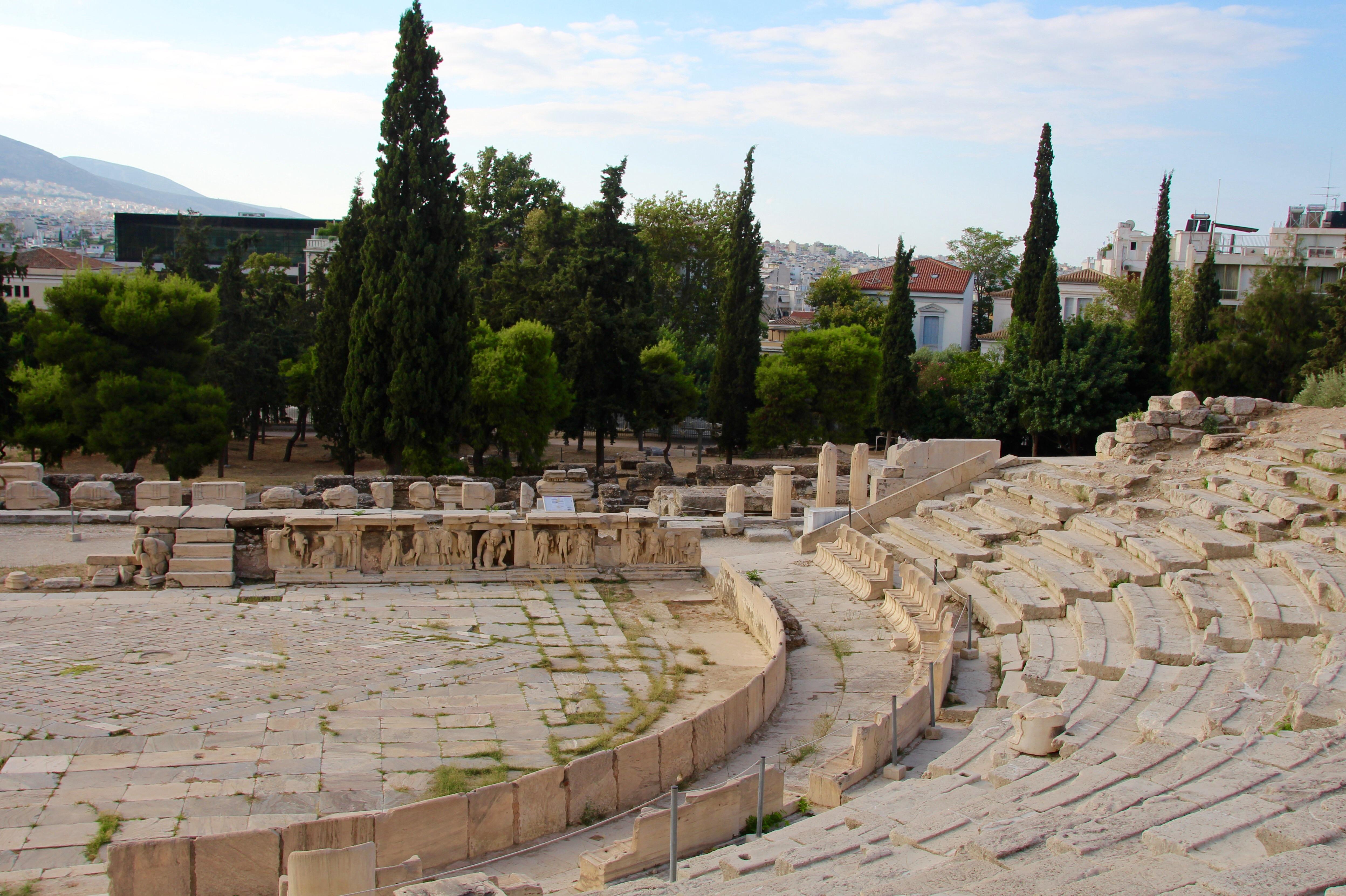 Théatre de Dionysos