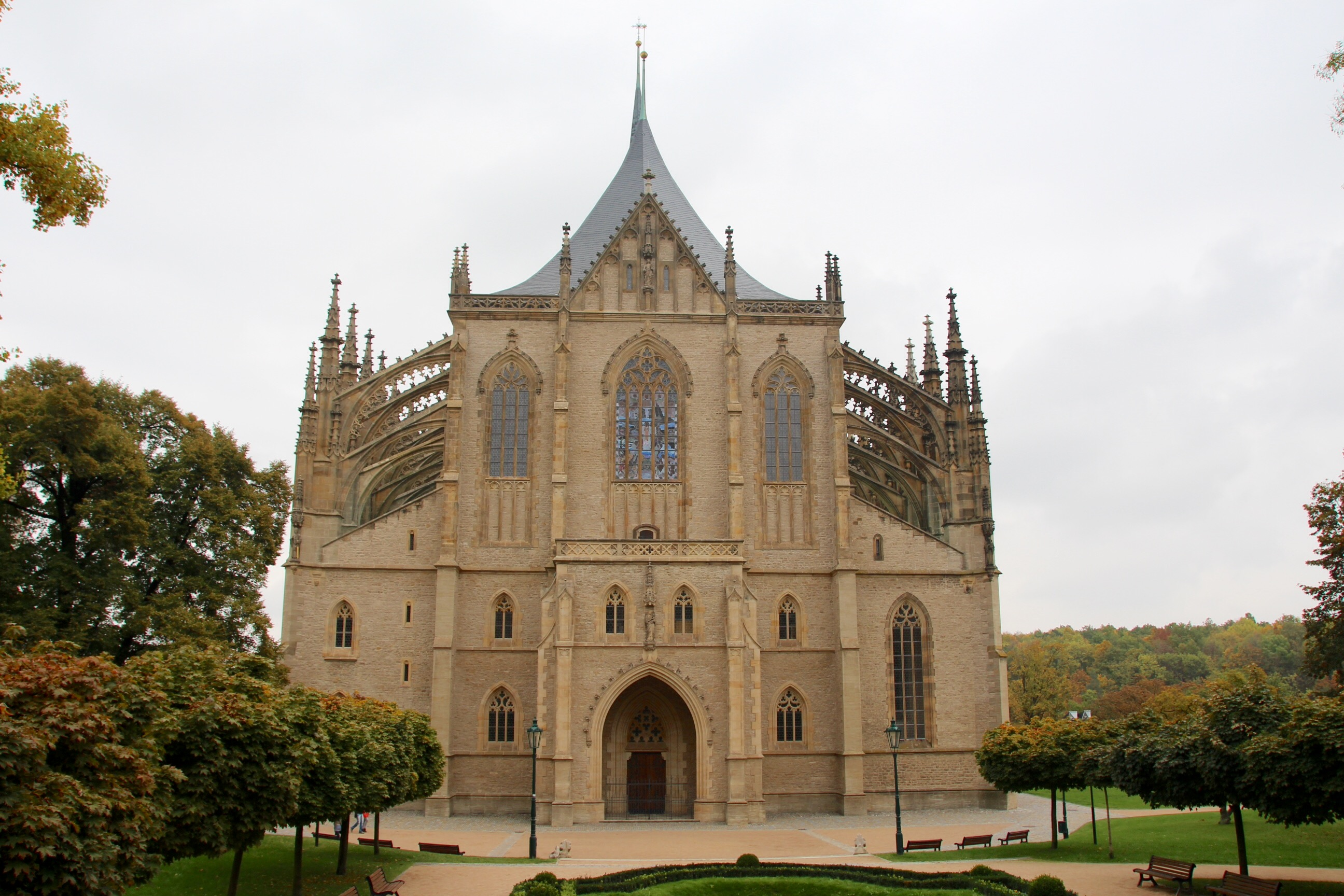 Cathédrale Sainte Barbe