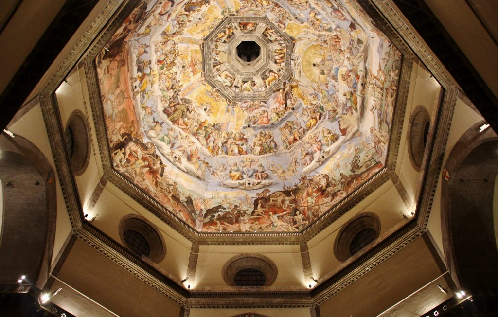 Intérieur de la Cathédrale Santa Maria del Fiore