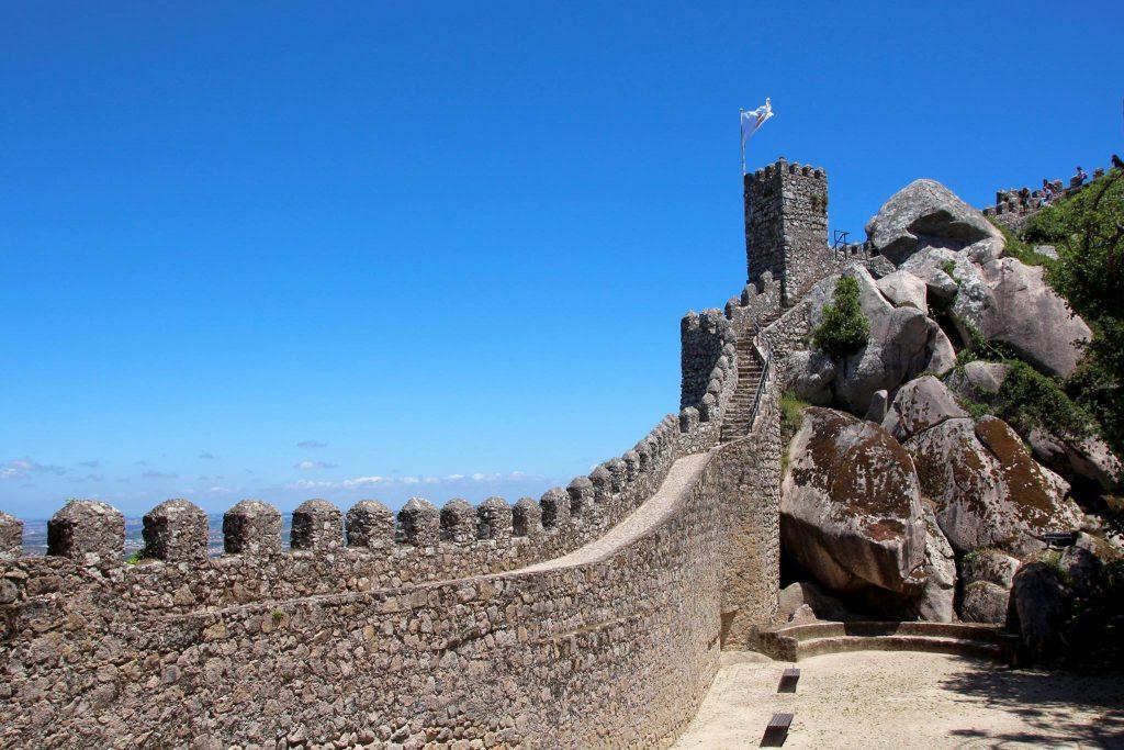 Chateau des Maure - Sintra