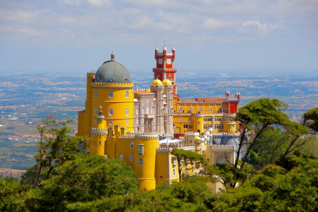 Chateau de Pena - Sintra