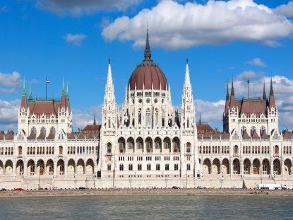 Budapest en juillet
