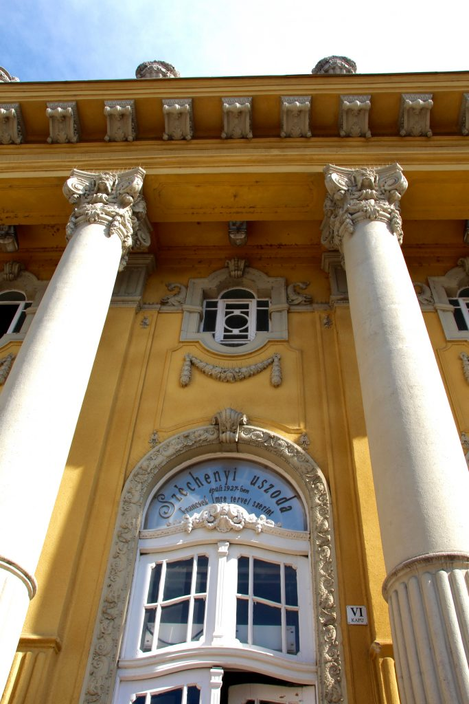 Thermes Szechenyi