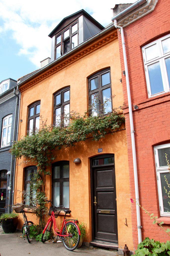 Osterbro - Rue Olufsvej