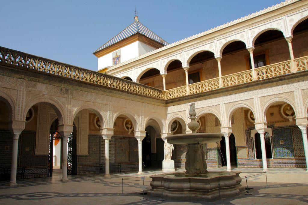 Voyage en Espagne : Casa de Pilatos