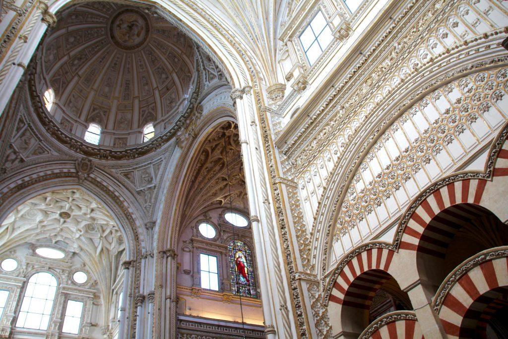 Intérieur de la Cathédrale-Mezquita