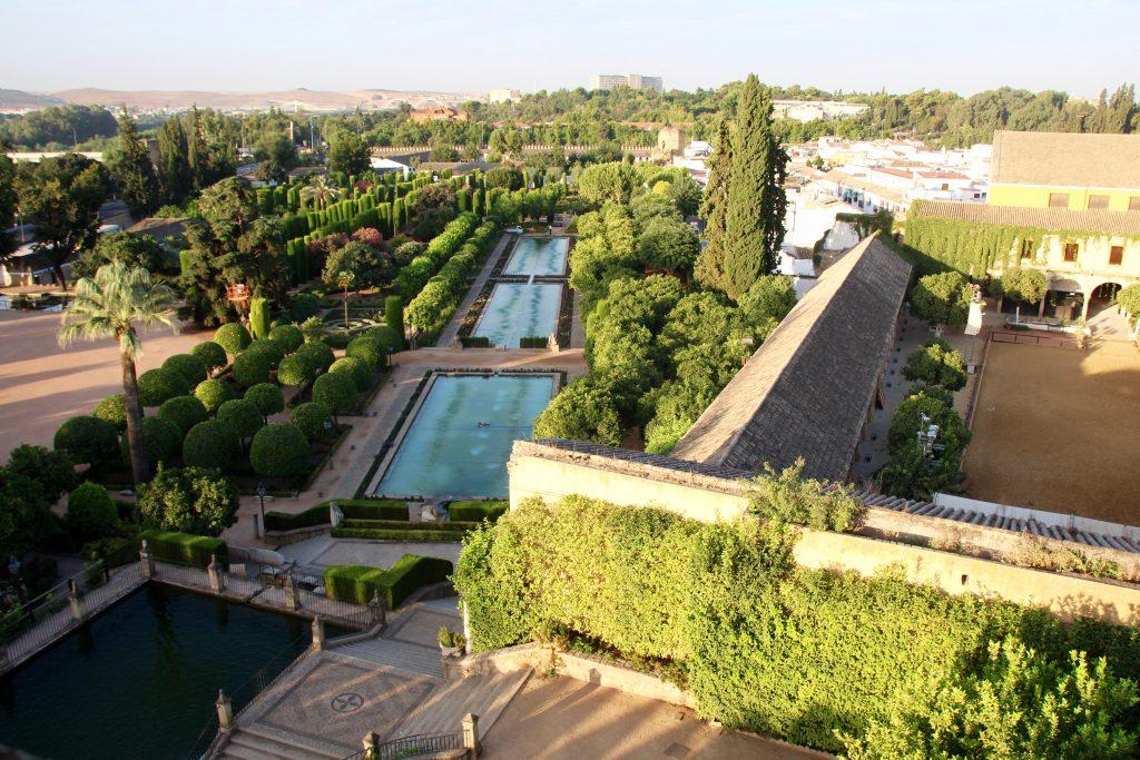 Jardins de l'Alcazar de Cordoue