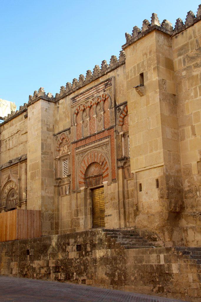 Porte de la Cathédrale-Mezquita