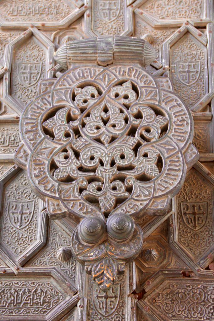 Détail de la Cathédrale-Mezquita