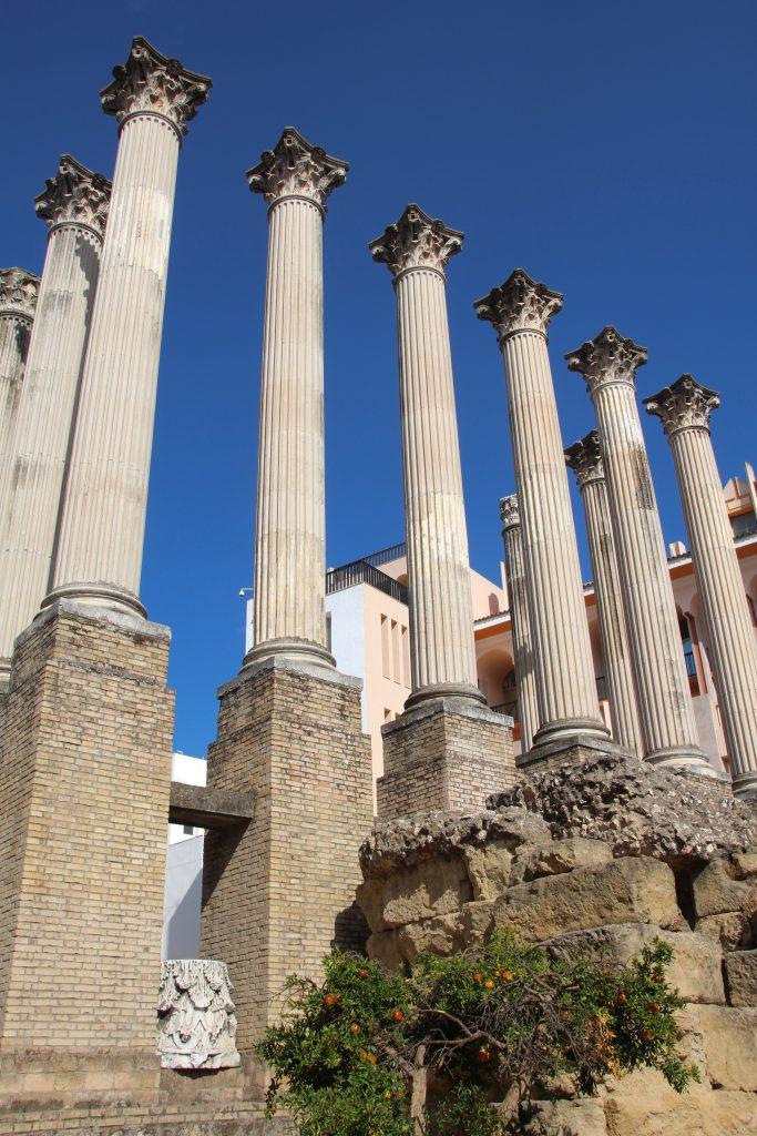 Colonnes romaines de Cordoue