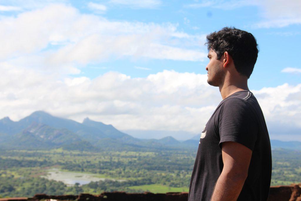 Rocher du lion - Sigiriya