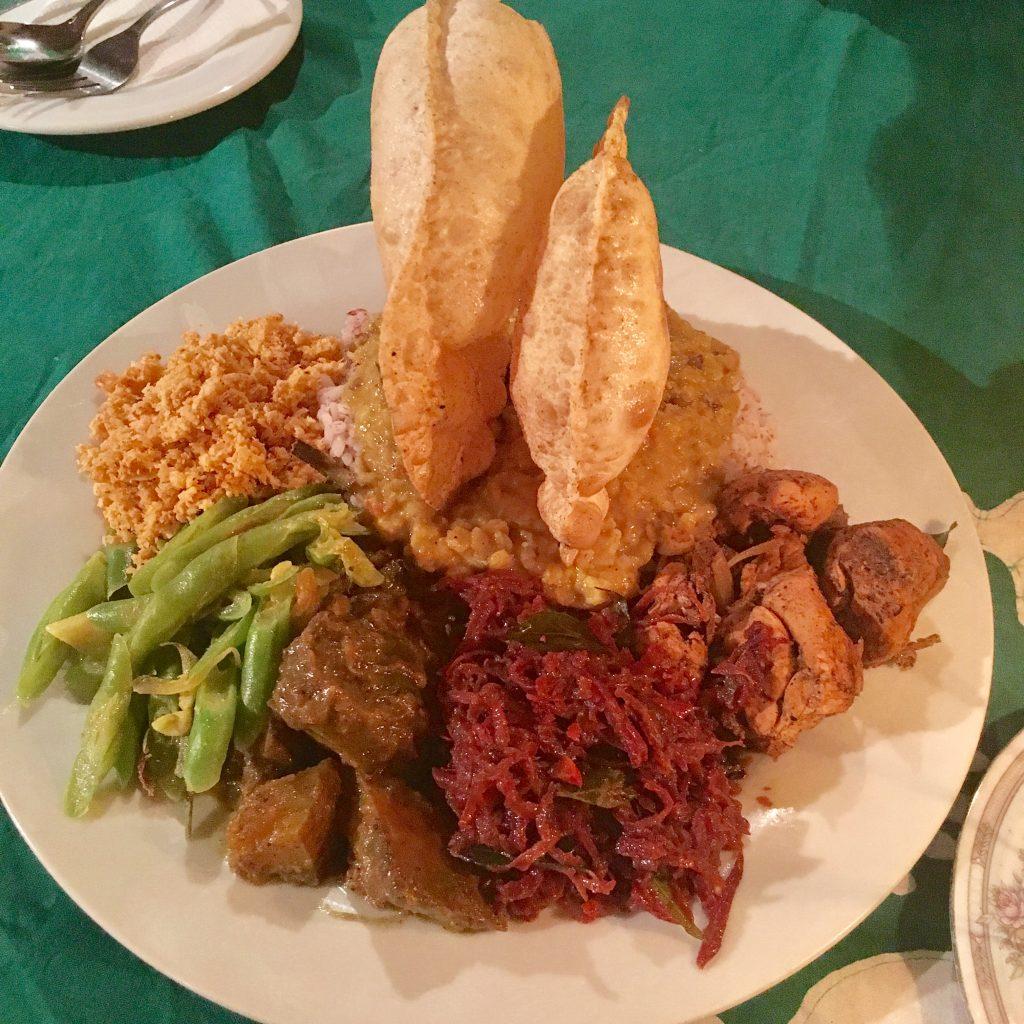 Cuisine au sri lanka nos d couvertes culinaires les - Cuisine au pays du soleil ...