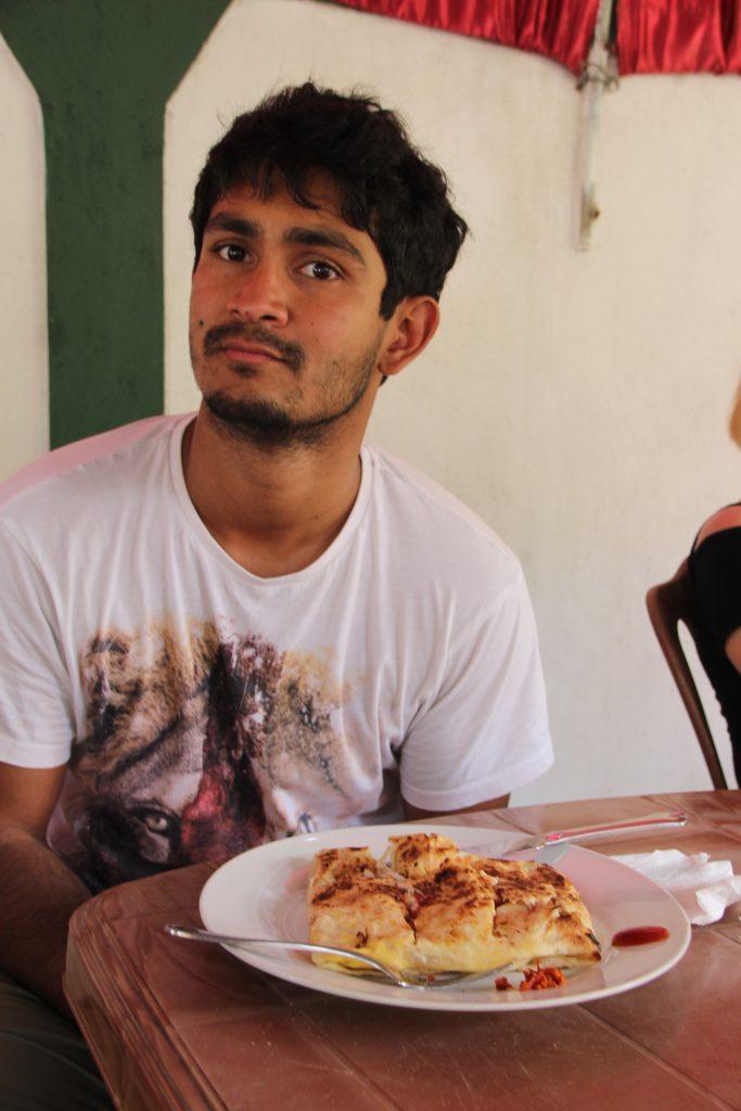 Roti au Sri Lanka Découvertes culinaires