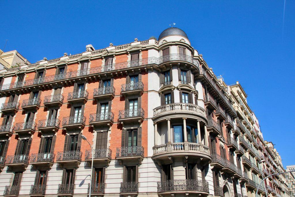 Barcelone en février