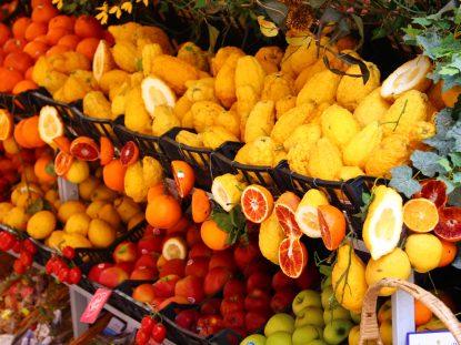 Cuisine en Sicile