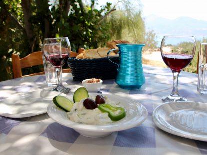 Restaurants à Milos