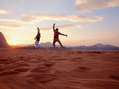 désert du wadi-rum