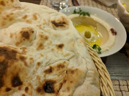 restaurants en jordanie