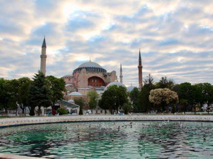 istanbul en 4 jours