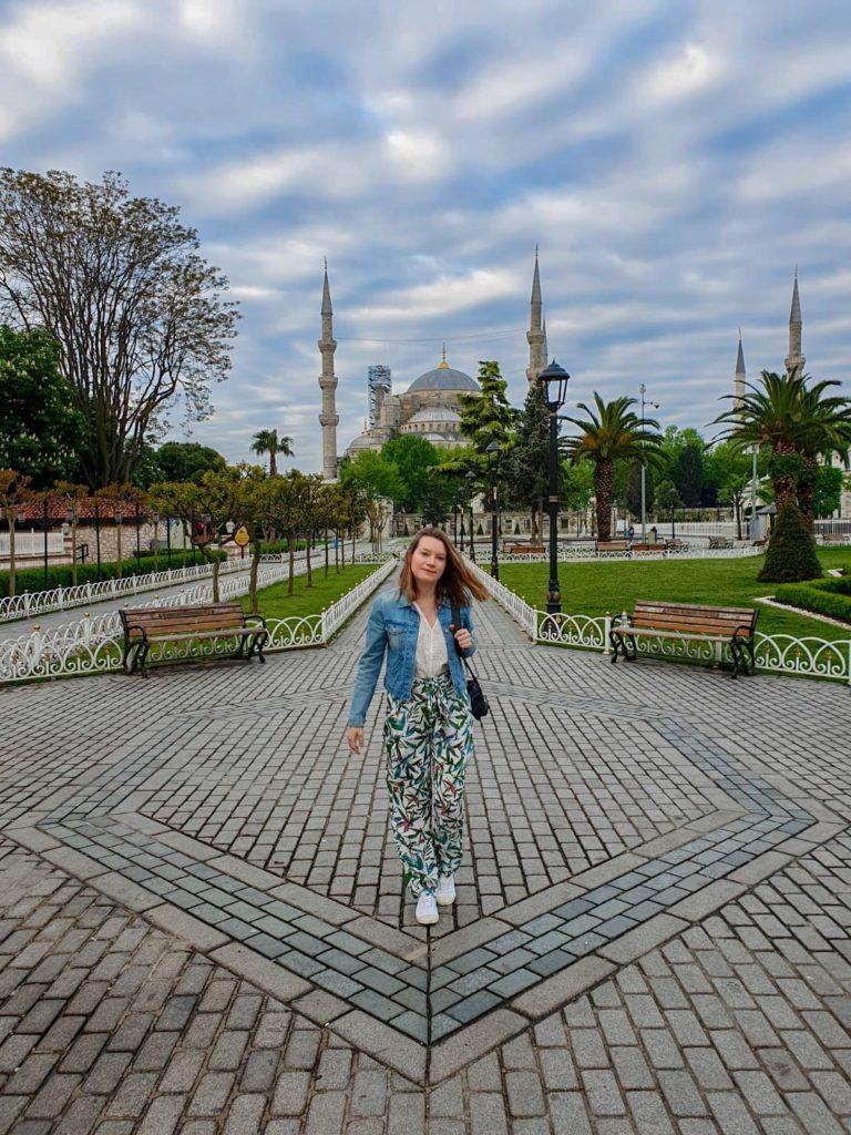 Istanbul en 4 jours : La Mosquée bleue