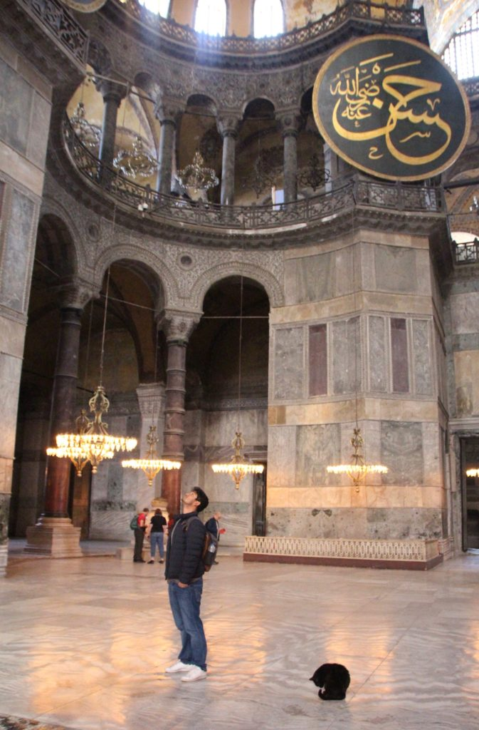 Istanbul en 4 jours : Basilique sainte sophie